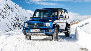 Mercedes-Benz announces drivetrain details about new G-350 d