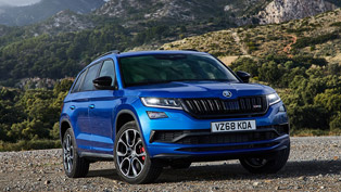SKODA team presents new Kodiaq sVR model specifications