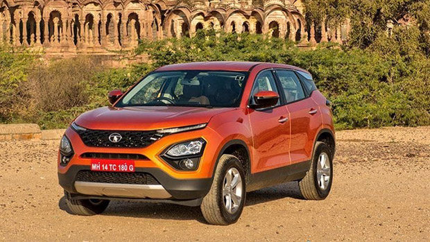 Tata Harrier is ready for its public debut in the automobile industry