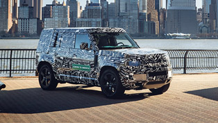 land rover team announces details about 2020 defender