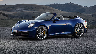 Porsche proudly unveils new 2020 911 Carrera and Carrera 4S Cabriolet