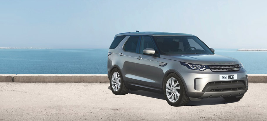 2019 Land Rover Discovery Anniversary Edition