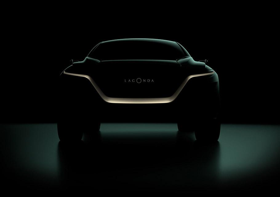 2019 Aston Martin Lagonda