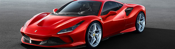 Ferrari announces details for the new F8 Tributo model
