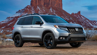 honda presents new 2019 passport