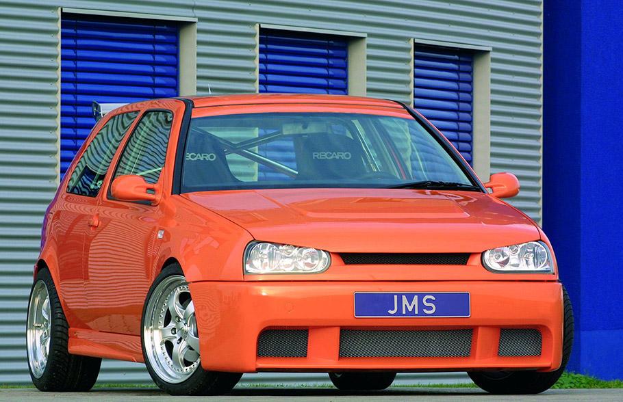 2019 JMS Volkswagen Golf 3