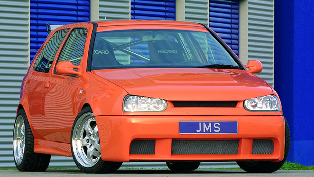 JMS announces new exclusive body kit for VW Golf 3