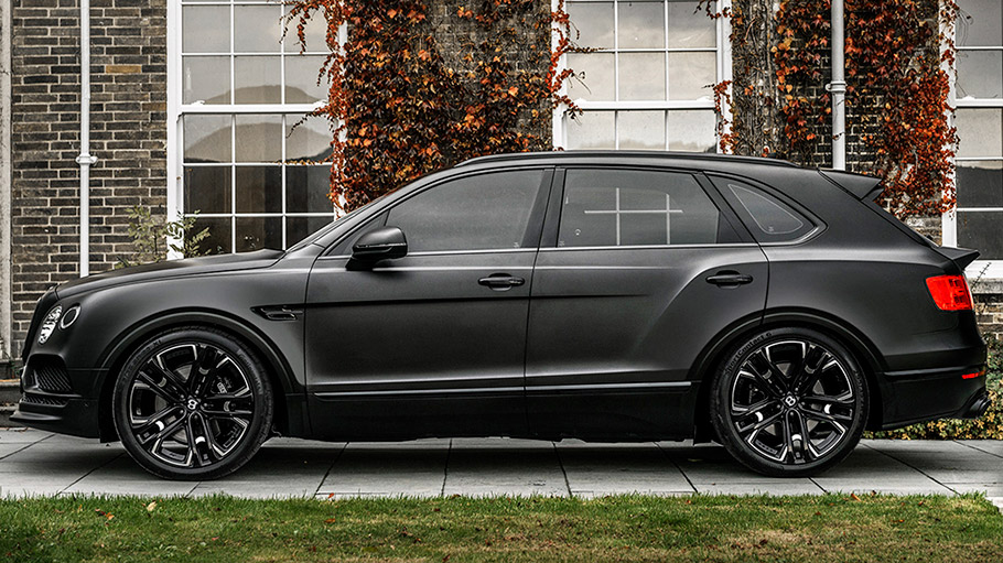 Kahn Design Bentley Bentayga Centenary Edition