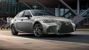 Lexus team reveals details about new Black Line upgrade pack