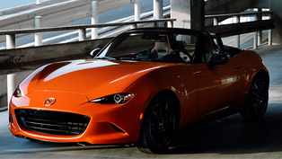 Mazda team to unveil MX-5 Miata 30th Anniversary Edition
