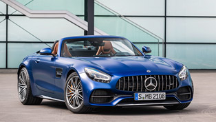 Mercedes team announces new AMG GT lineup machines