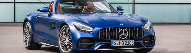 Mercedes team announces new AMG GT lineup machines