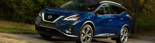 Nissan reveals details for 2019 Murano lineup