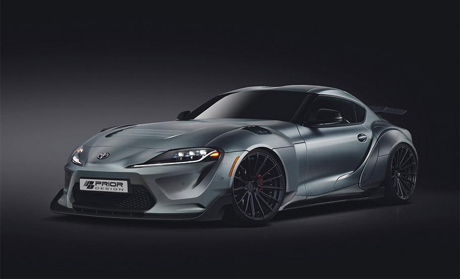 2019 Prior Design Toyota Supra