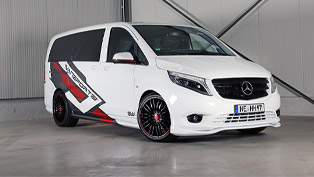 VANSPORT.DE announces new sporty van. Check it out!