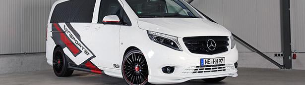 VANSPORT.DE announces new sporty van. Check it out!