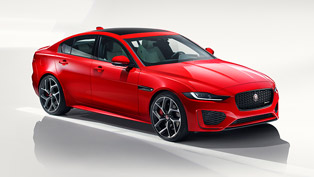 jaguar reveals details for the new xe sport sedan machine