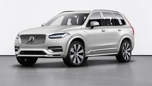 volvo reveals details about new 2020 qx90 r-design model