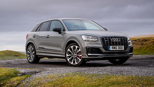 Audi proudly reveals new SQ2 SUV! Check it out!