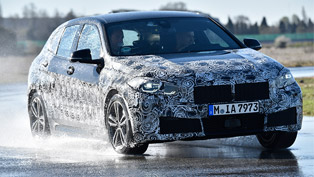 BMW reveals technical information about new 1 Series models