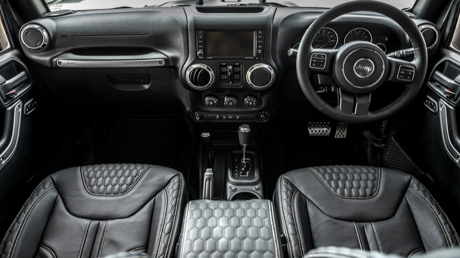 2019 Chelsea Truck Company Military Edition Jeep Wrangler