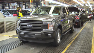 How F-150s are Made from Start to Finish