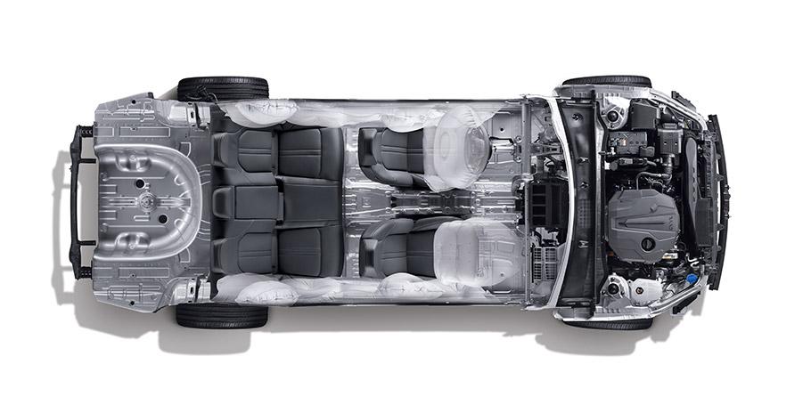 2019 Hyundai Sonata Third Generation Platform
