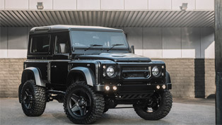 kahn design reveals new vanguard machine at geneva show!
