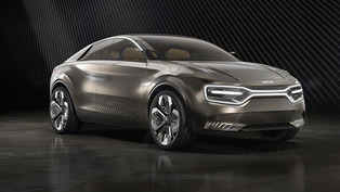 Kia unveils new concept car at the Geneva Motor Show