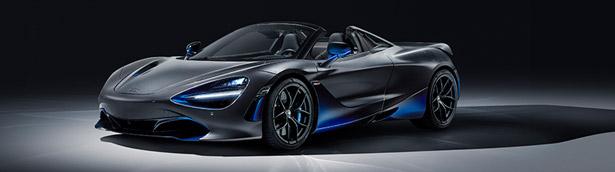 McLaren presents new 720S Spider at the Geneva Motor Show