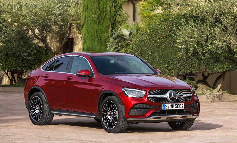 2019 Mercedes-Benz GLC Coupe