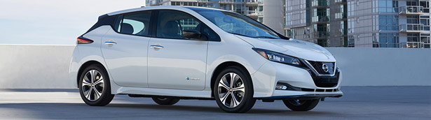 Nissan announces details and prices for new 2019 LEAF PLUS
