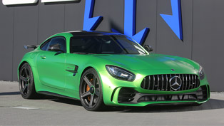 posaidon team takes a closer look at the mighty amg gt r beast!