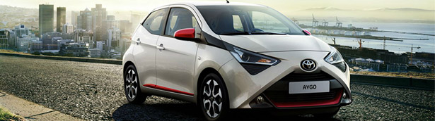 Toyota expands Aygo lineup with new x-trend machines. Check'em out!