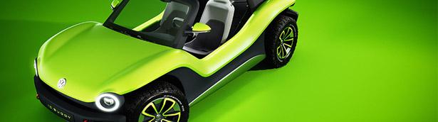 Volkswagen presents new concept vehicle at the Geneva Show