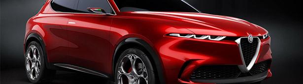 Alfa Romeo Tonale Concept makes its home debut at Salone Internazionale del Mobile