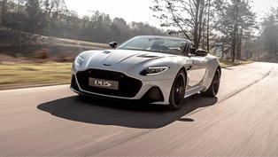 Aston Martin DBS Superleggera open top? Yes, please!