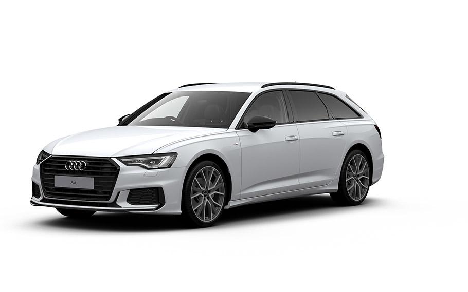 2019 Audi A6 Saloon Black Edition