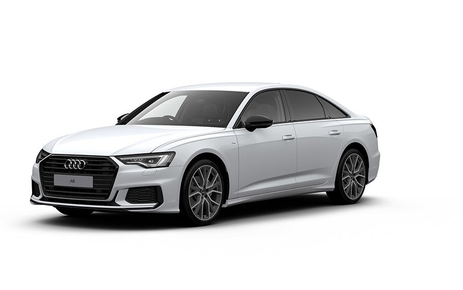2019 Audi A6 Saloon Black Edition
