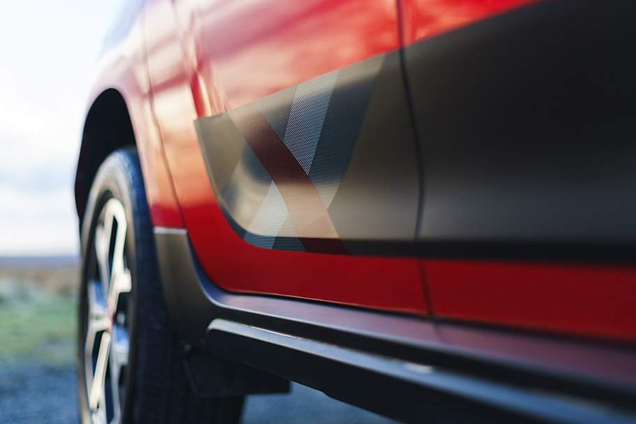 2019 Dacia Techroad Editions