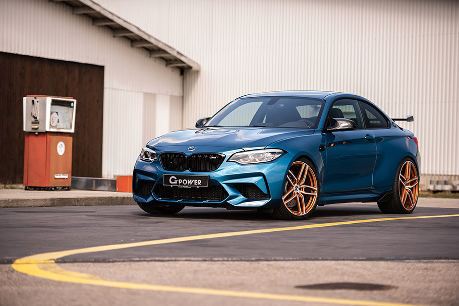 2019 G-POWER BMW M2 F87