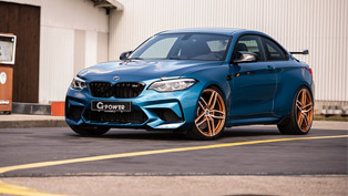 G-POWER takes a closer look at a lucky BMW M2. The result is astonishing!