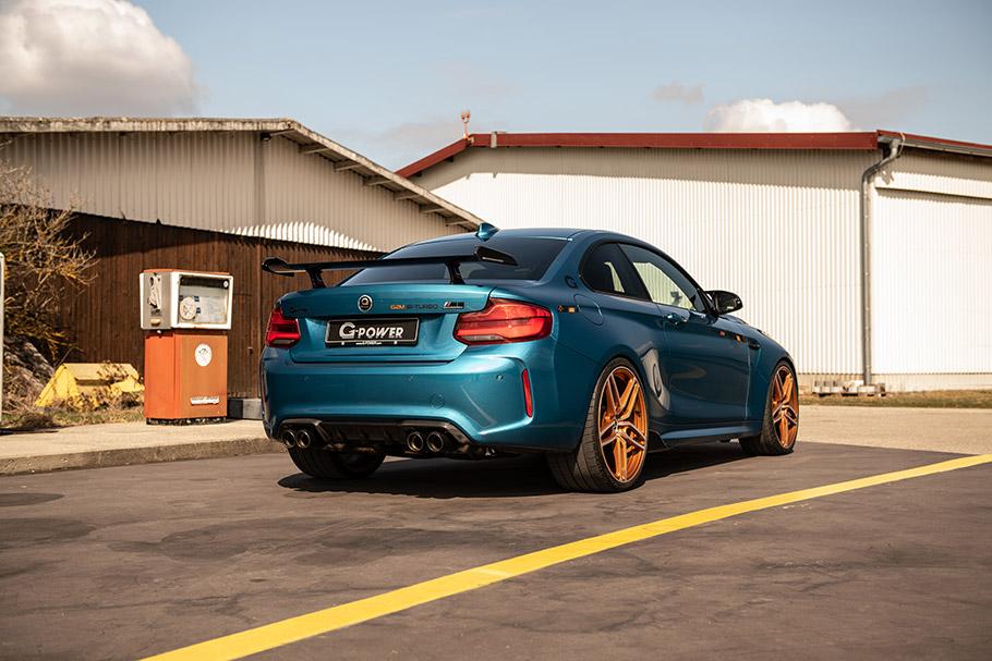 2019 G-POWER BMW M2 F87
