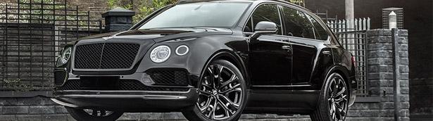 Kahn team reveals their depiction of a stylish Bentley machine!