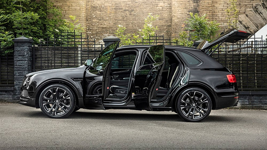 2019 Kahn Design Bentley Bentayga Centenary Edition