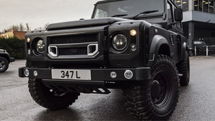 Kahn Design showcases new Longnose Defender model. Check it out!