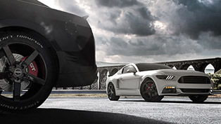 Win $5000 in Upgrades for Your Challenger or Mustang