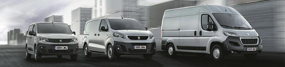 2019 Peugeot Lineup NEC