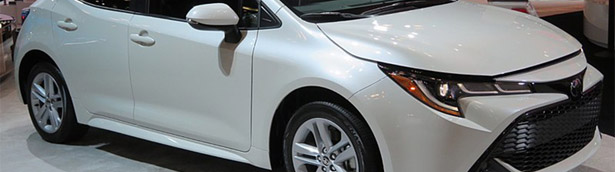 Inside the New Toyota Corolla