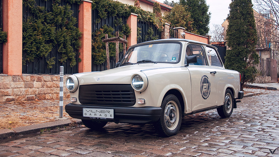 2019 Vilner Bulgaria Trabant 601